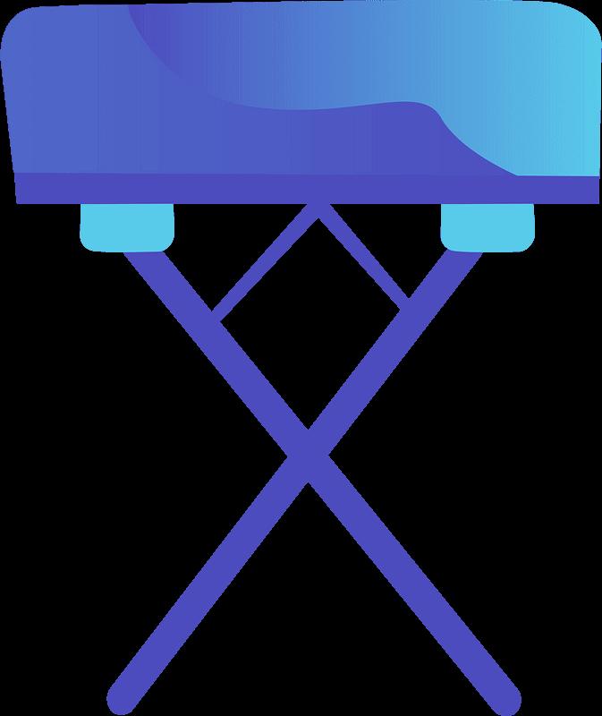 Chair clipart transparent 4
