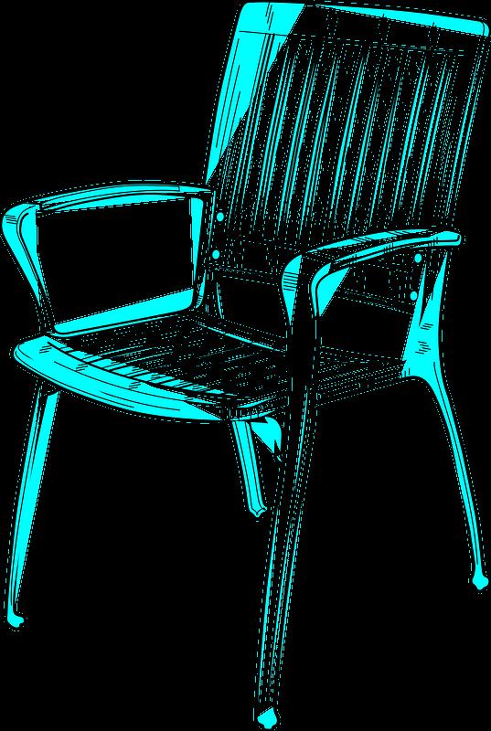 Chair clipart transparent 5
