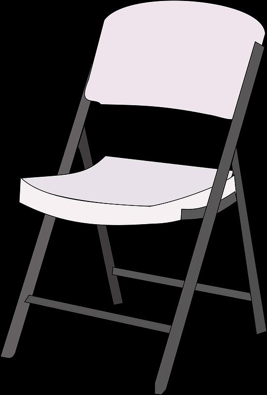 Chair clipart transparent 6