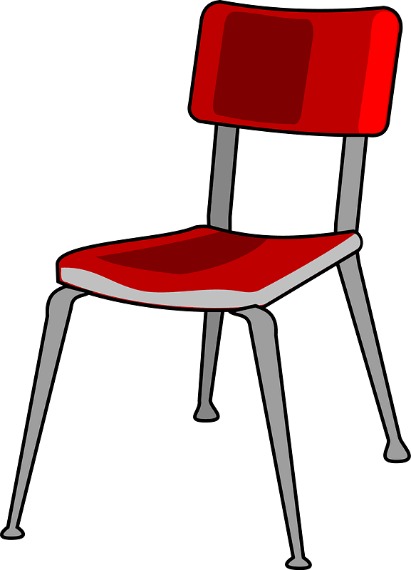 Chair clipart transparent 7