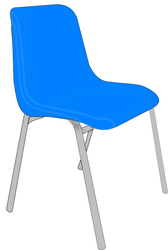 Chair clipart transparent background 2