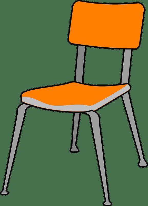 Chair clipart transparent background 3