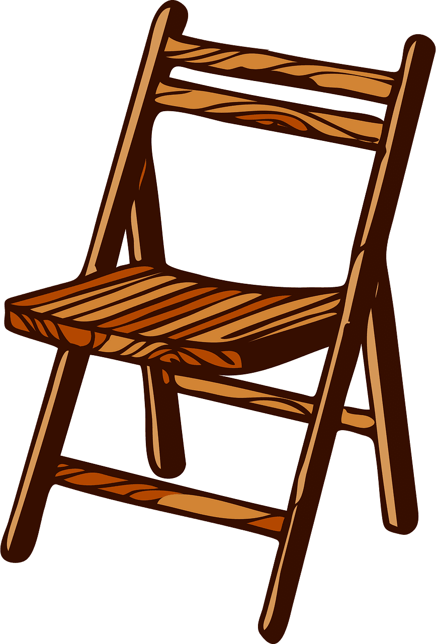 Chair clipart transparent background 6