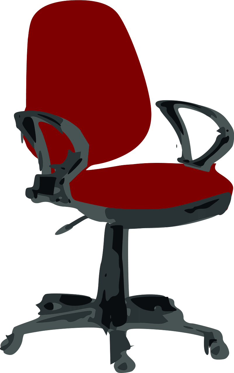 Chair clipart transparent background