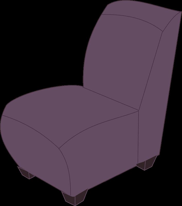 Chair clipart transparent image