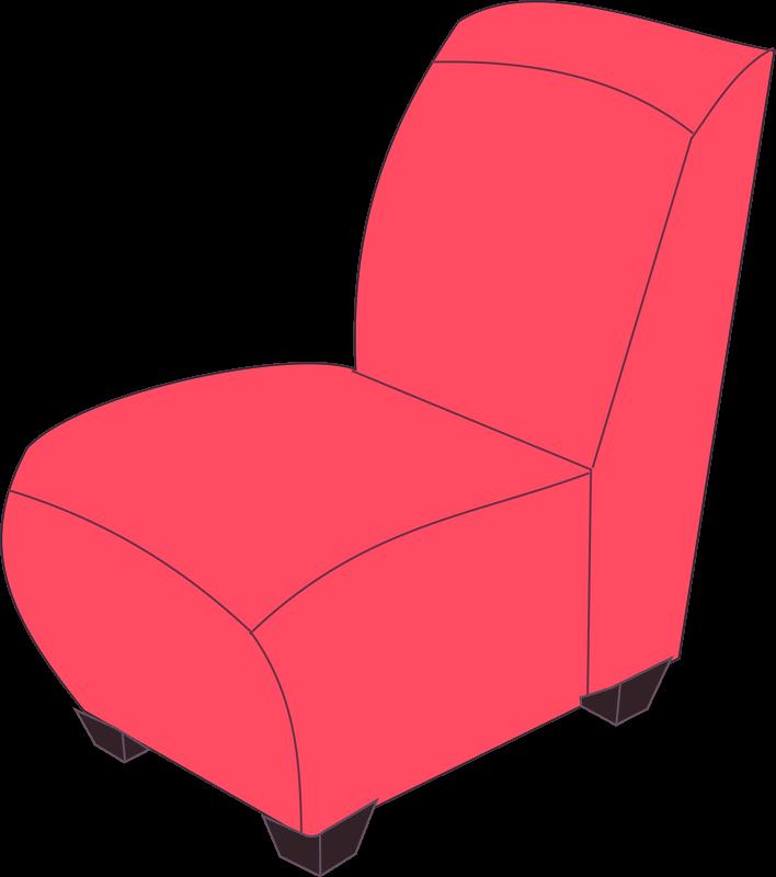 Chair clipart transparent images