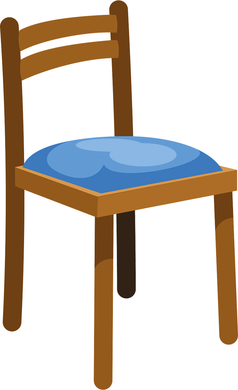 Chair clipart transparent png free