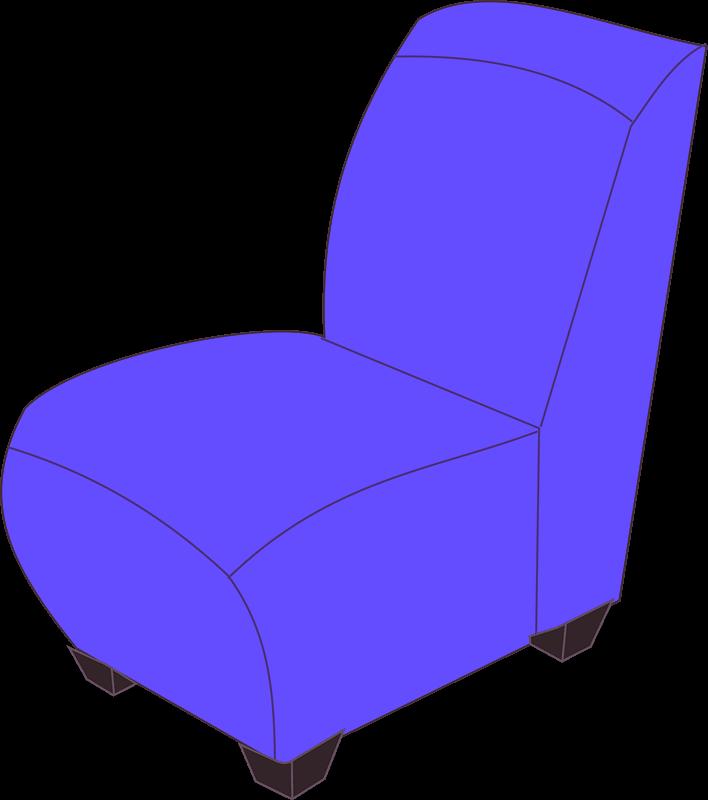 Chair clipart transparent png