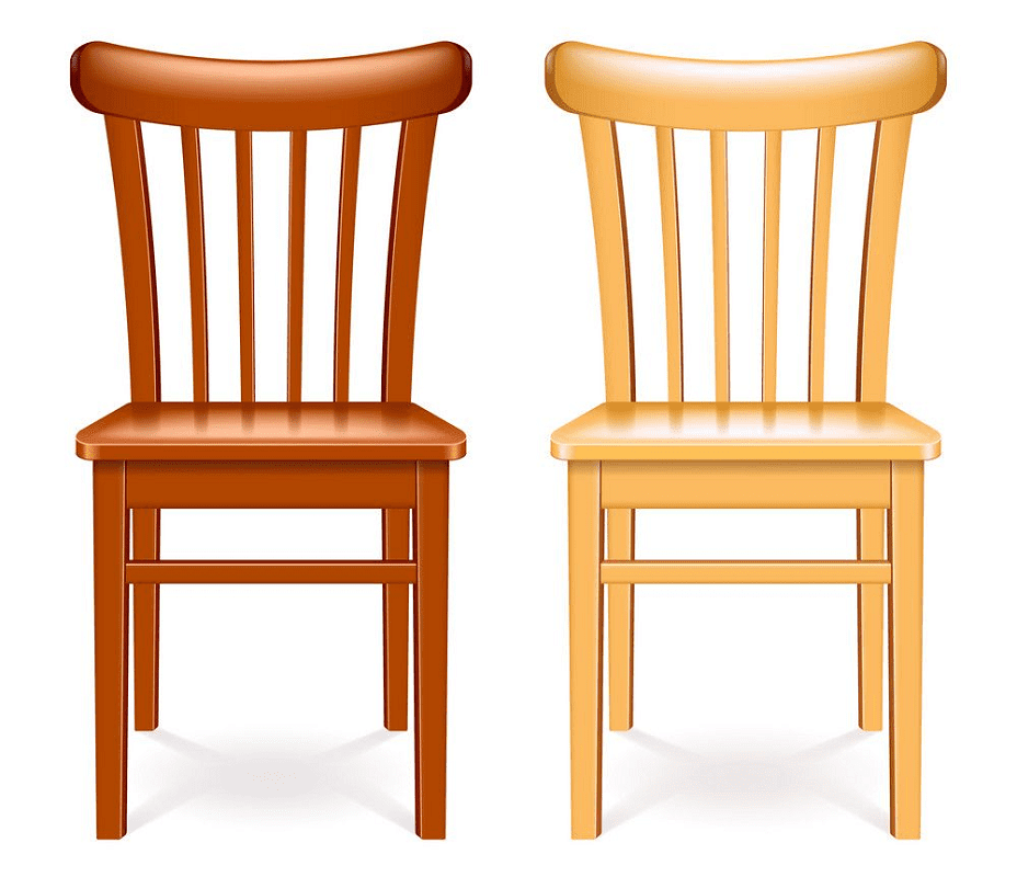 Chairs clipart free