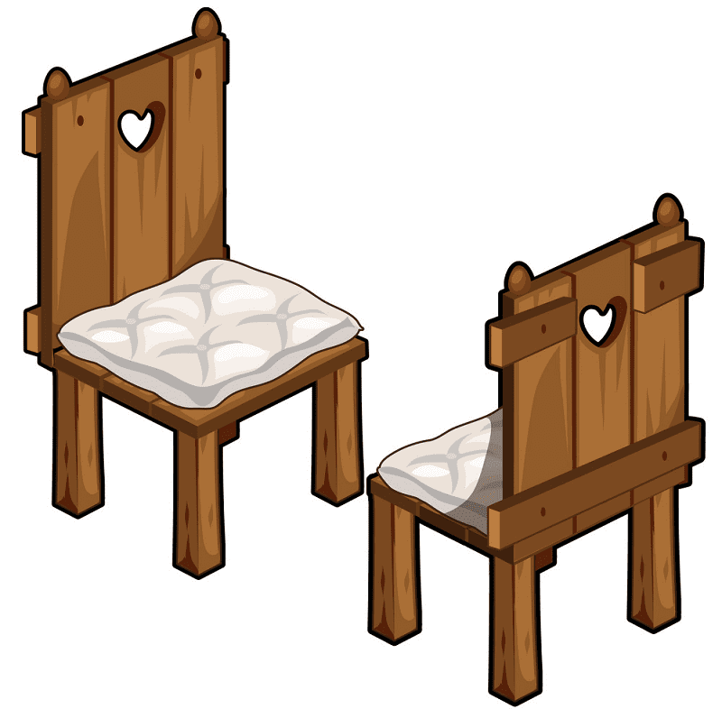 Chairs clipart