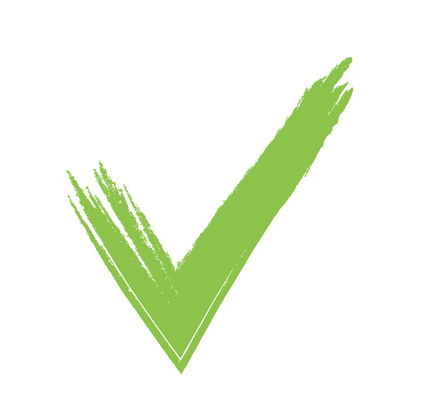 Check Mark clipart png free