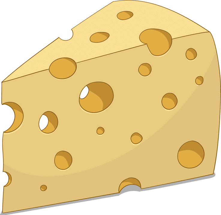 Cheese clipart 3