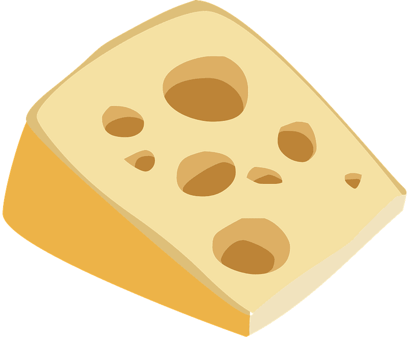Cheese clipart transparent 11