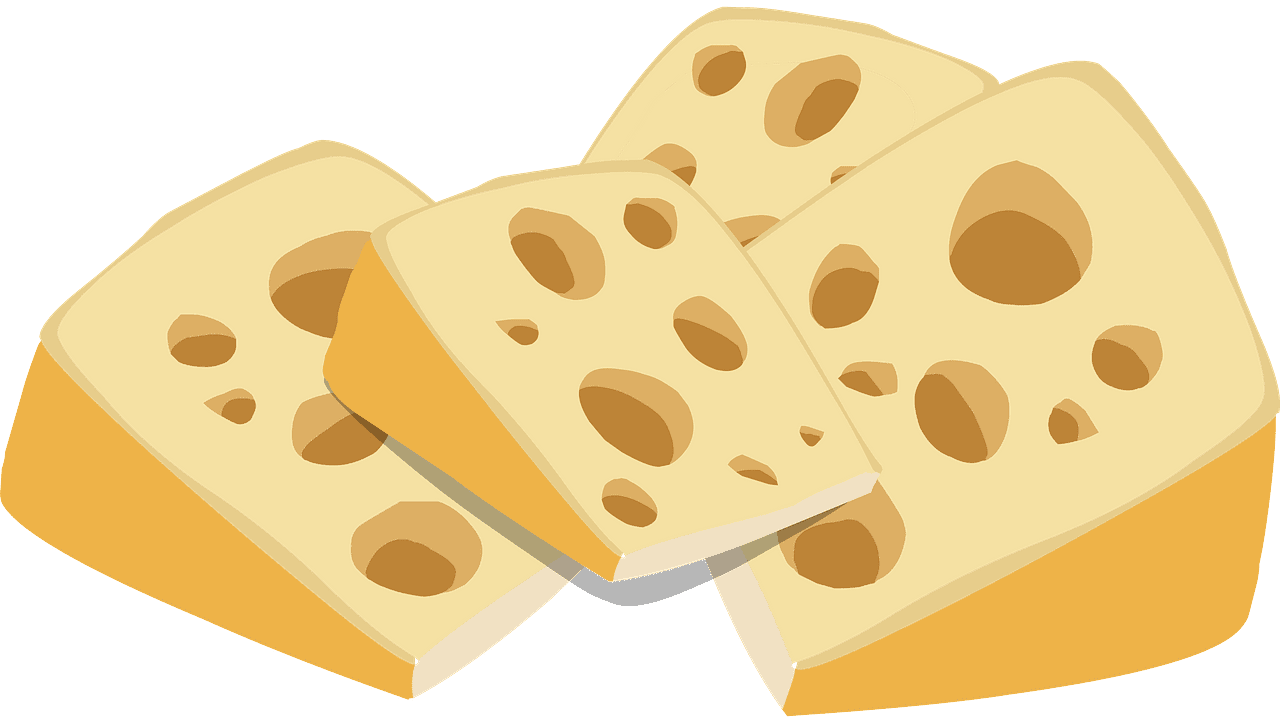 Cheese clipart transparent 12