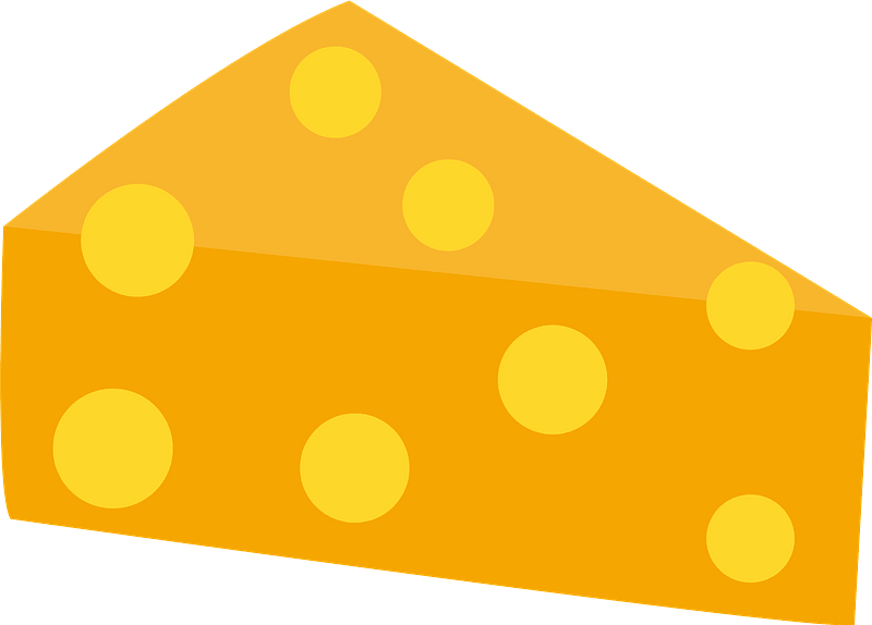 Cheese clipart transparent 15