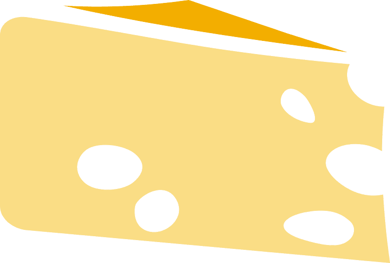 Cheese clipart transparent background 9