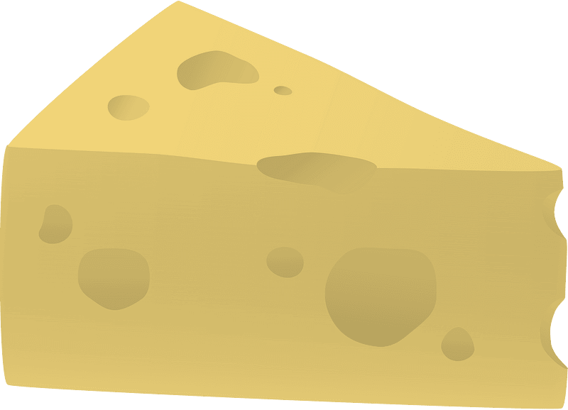 Cheese clipart transparent image