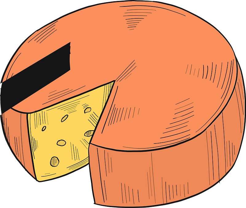 Cheese clipart transparent picture