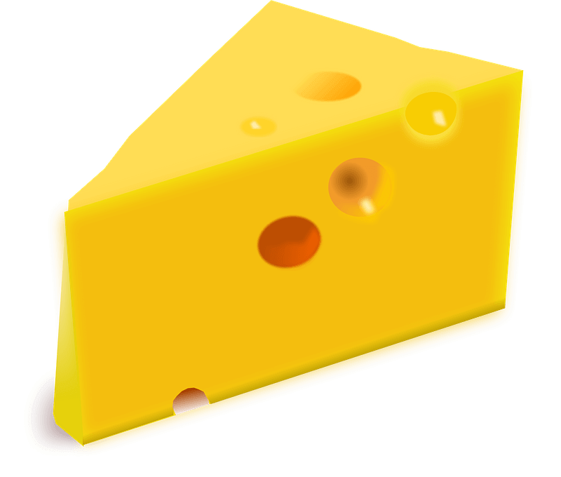 Cheese clipart transparent