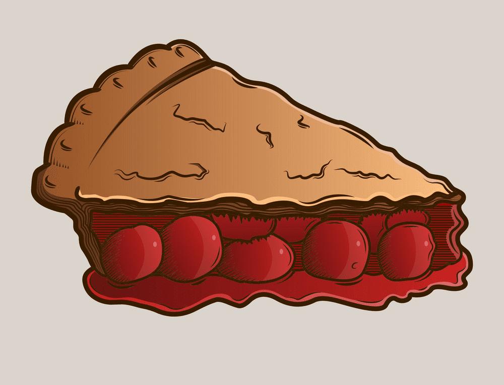 Cherry Pie clipart image