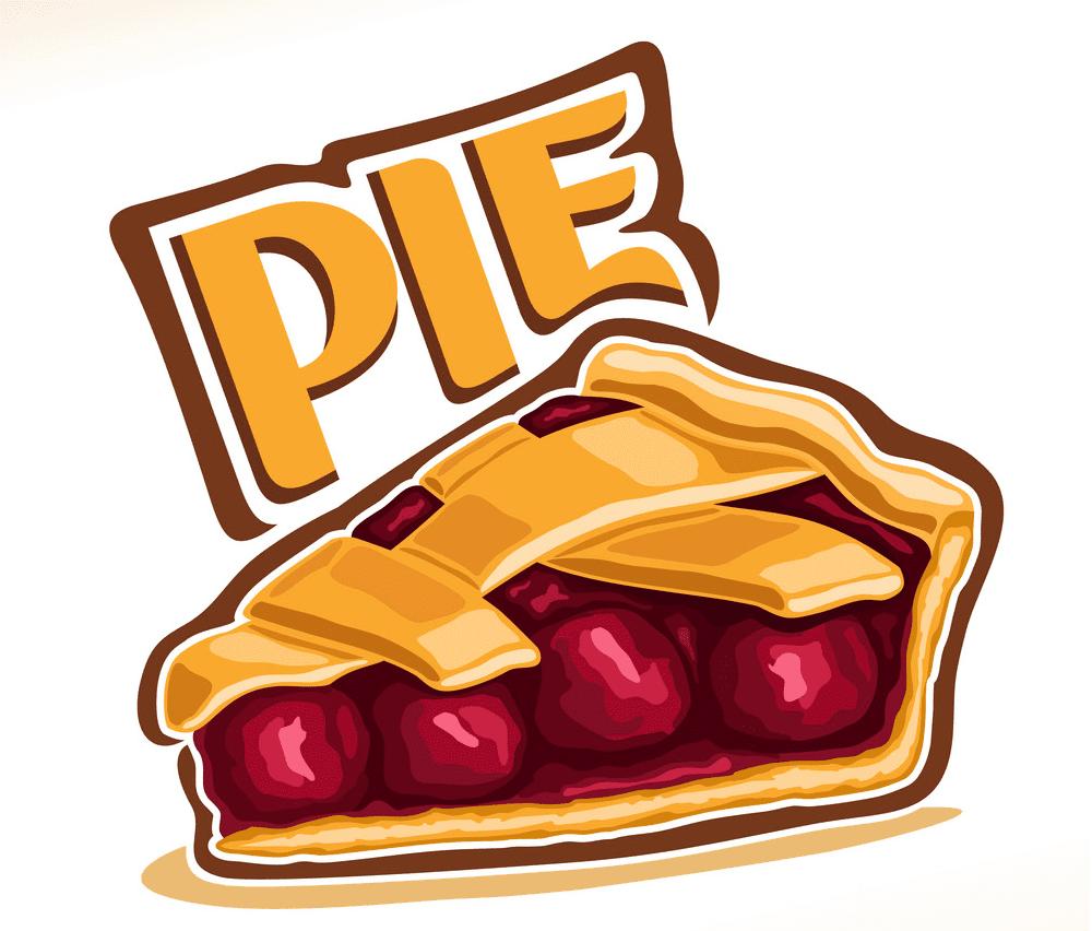 Cherry Pie clipart