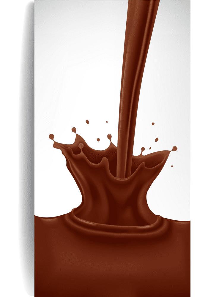 Chocolate Milk clipart free