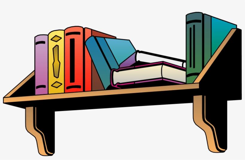 Clipart Bookshelf 9