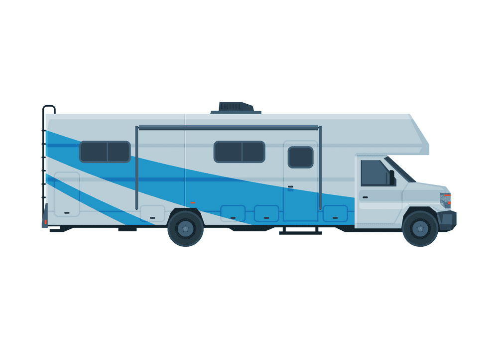 Clipart Camper free image