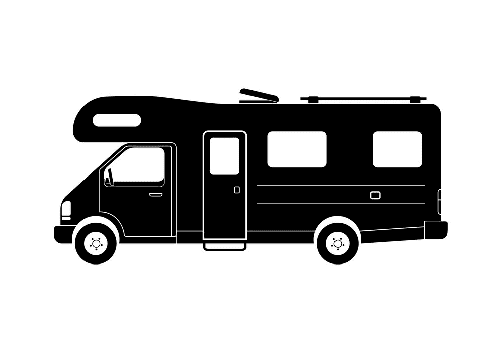 Clipart Camper free images