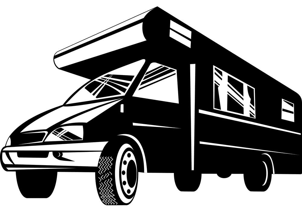 Clipart Camper images
