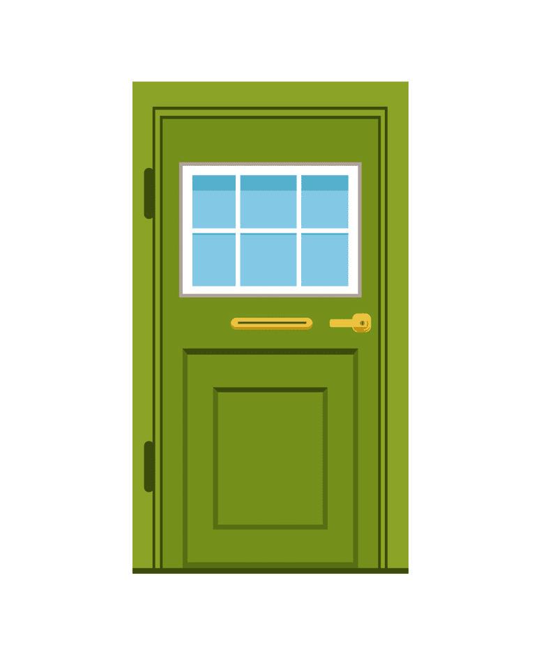 Clipart Door png