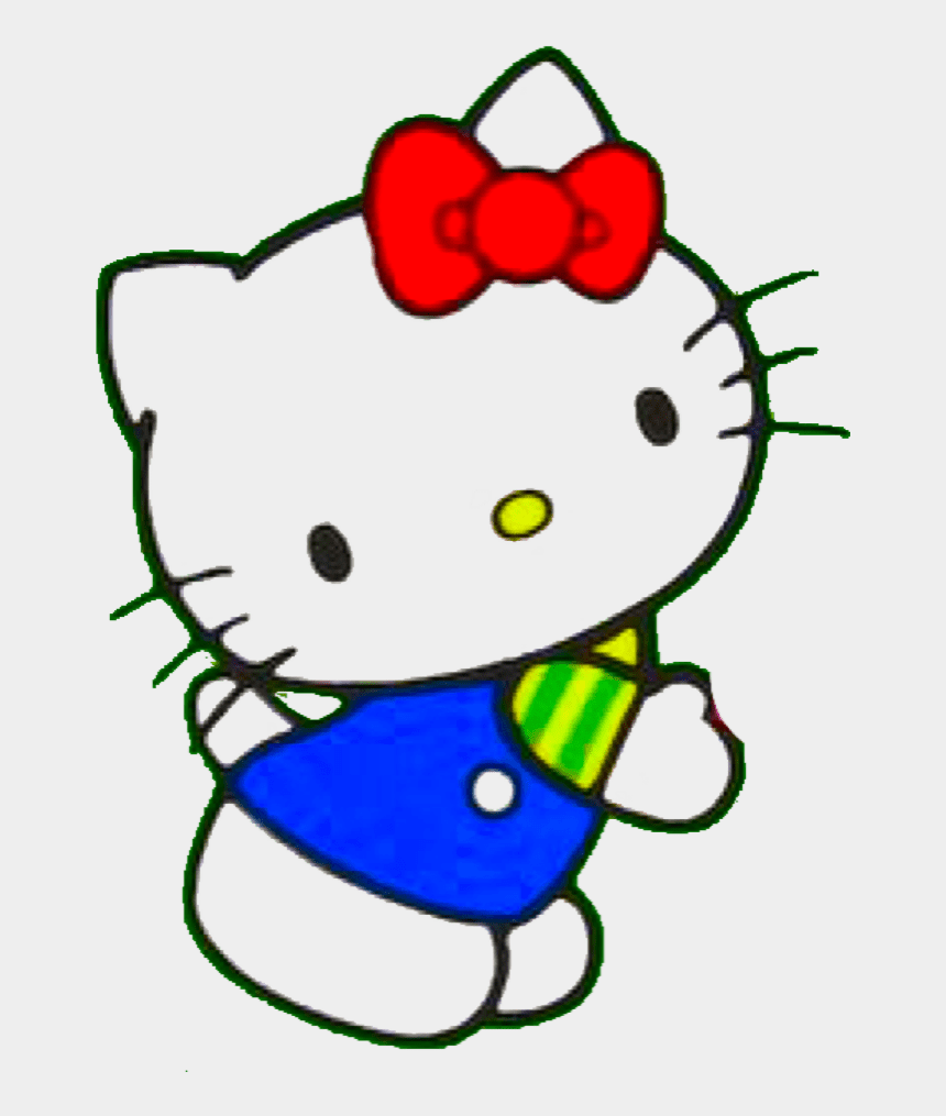 Clipart Hello Kitty free image