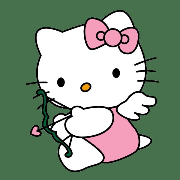 Clipart Hello Kitty free