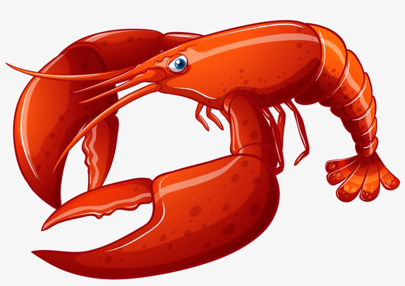 Clipart Lobster