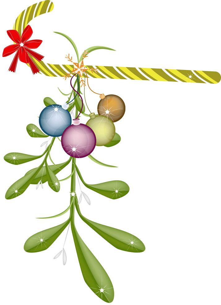 Clipart Mistletoe png