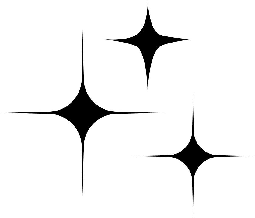 Clipart Sparkle 4