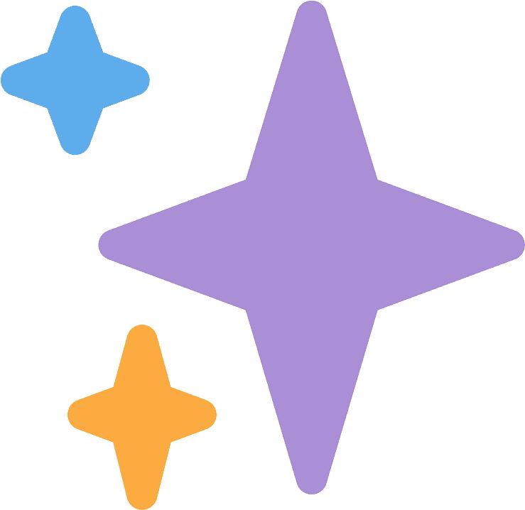 Clipart Sparkle 5