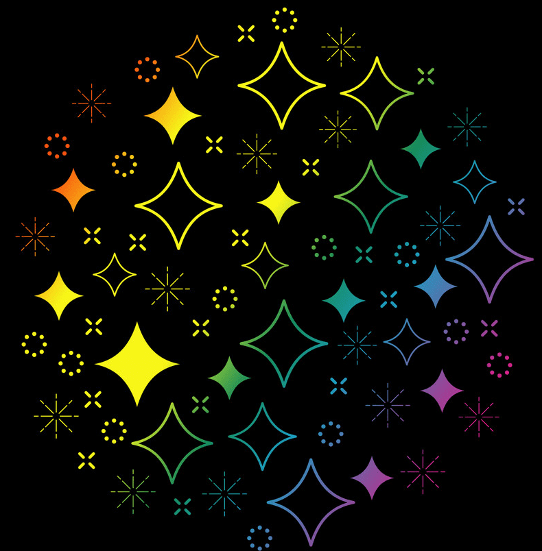 Clipart Sparkle