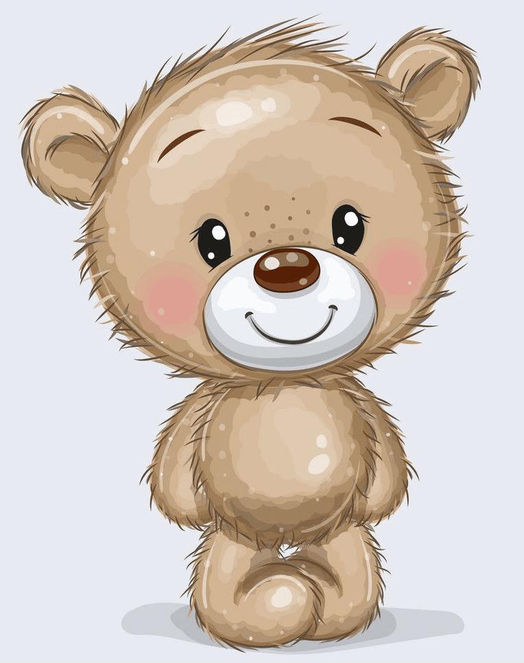 Clipart Teddy Bear 1