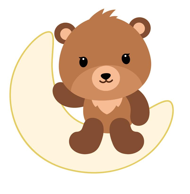 Clipart Teddy Bear 3