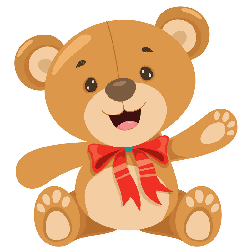 Clipart Teddy Bear free images