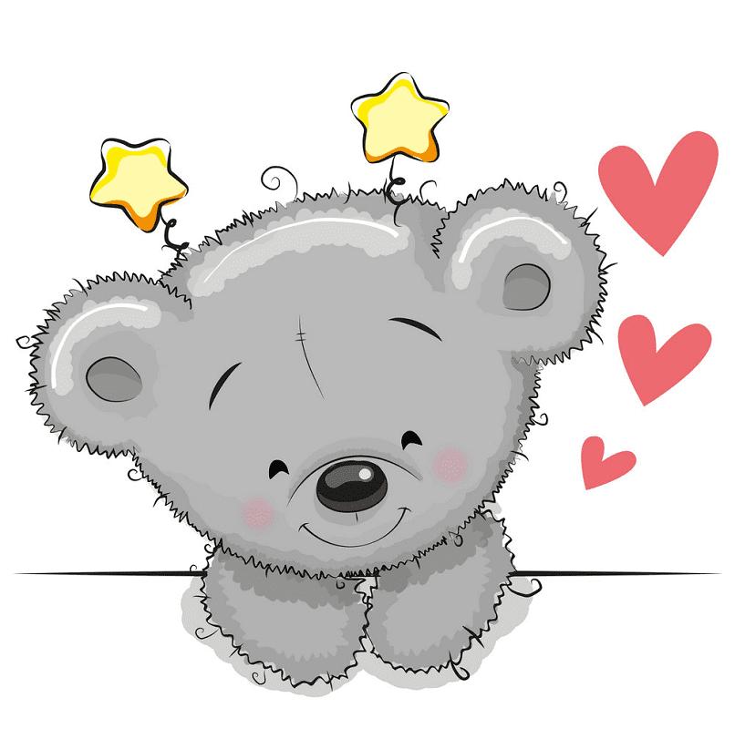 Clipart Teddy Bear image