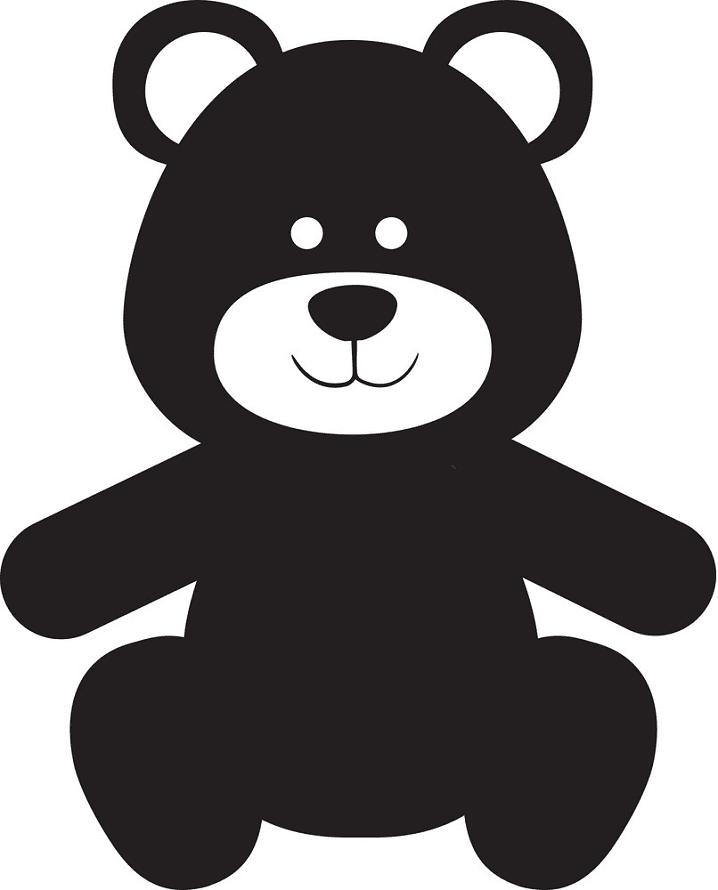 Clipart Teddy Bear images