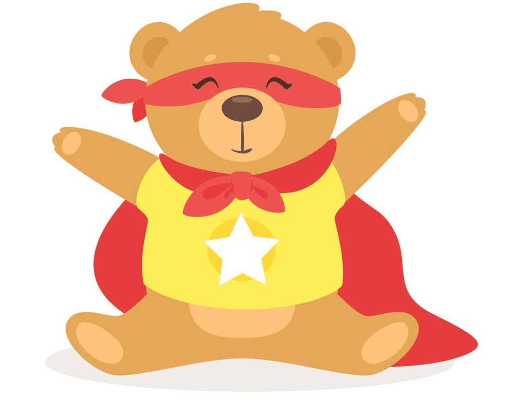 Clipart Teddy Bear png images