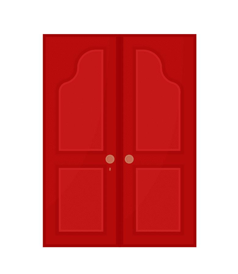 Close Door clipart free image