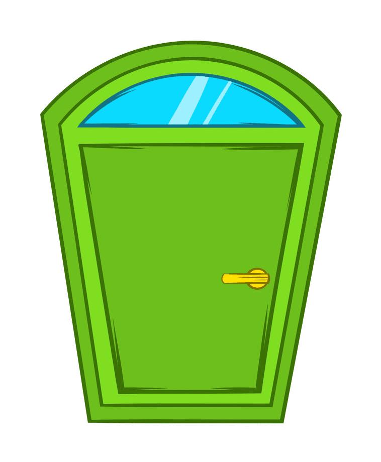 Close Door clipart image