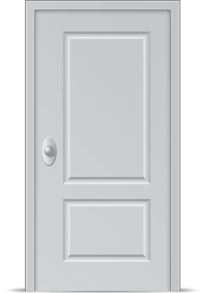 Close Door clipart