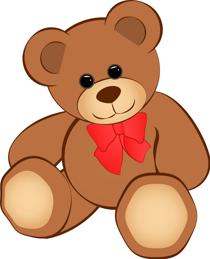 Cute Teddy Bear clipart png images
