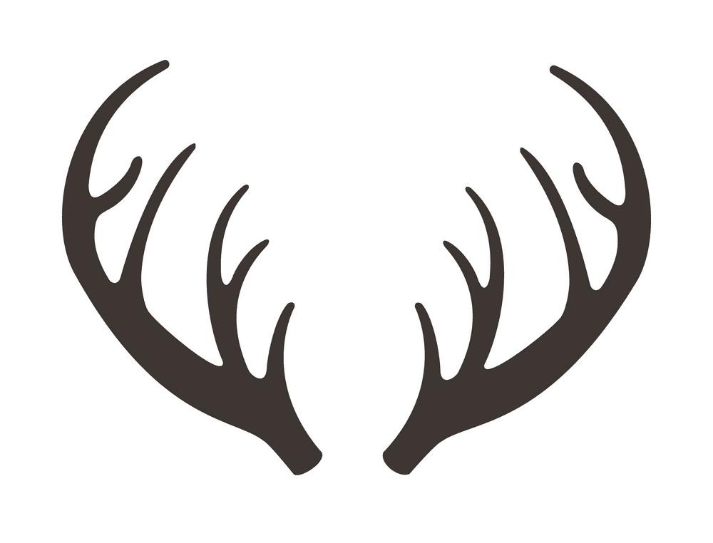 Deer Antlers clipart images