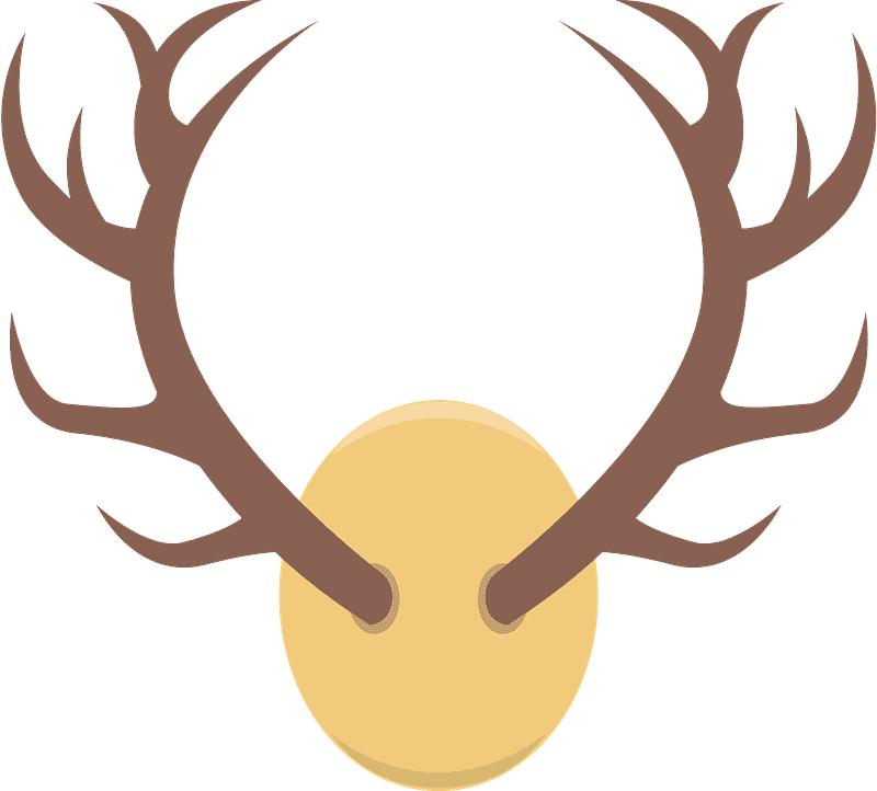 Deer Antlers clipart png